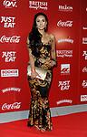 Jasmine Kundra  at the British Curry Awards 2018, Battersea Evolution, London.