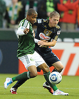 Portland Timbers vs Philadelphia Union May 06 2011
