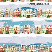 Marcello, GIFT WRAPS, GESCHENKPAPIER, PAPEL DE REGALO, Christmas Santa, Snowman, Weihnachtsmänner, Schneemänner, Papá Noel, muñecos de nieve, paintings+++++,ITMCGPXM1134B,#GP#,#X#