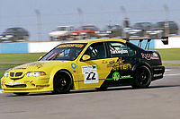 2002 British Touring Car Championship. #22 Colin Turkington (GBR). Team Atomic Kitten. MG ZS.