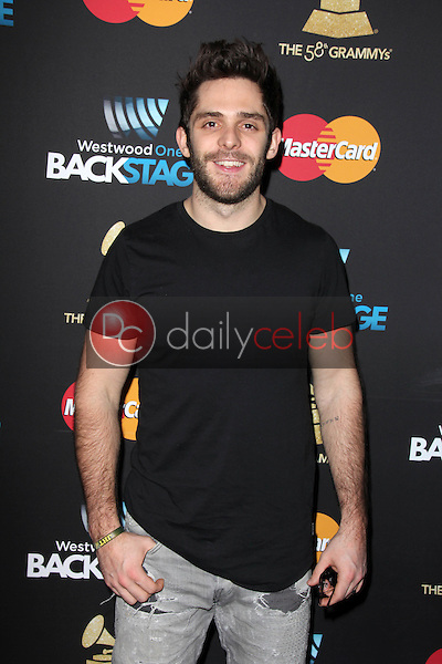 Thomas Rhett<br /> at the 2016 Grammys Radio Row Day 2 presented by Westwood One, Staples Center, Los Angeles, CA 02-13-16<br /> David Edwards/Dailyceleb.com 818-249-4998