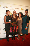 "Deborah Koenigsberg,  Susan L. Taylor, Rhonda Ross and  Robin Merritt Attend Hearts of Gold's 15th Annual Fall Fundraising Gala ""Arabian Nights!"" Held at the Metropolitan Pavilion, NY 11/3/11"