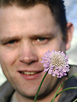 Foto: VidiPhoto<br /> <br /> MIJDRECHT – Scabiosa klinkt een stuk eleganter dan schurftkruid. Het plantje, dat vroeger vanuit het wild toegepast werd tegen de pest en allerlei huidziekten (vandaar de naam), is inmiddels een sjieke tuinbloeier. In de kassen van F. N. Kempen uit Mijdrecht staan tienduizenden planten in de pot gereed om in het voorjaar via diverse retailkanalen afgeleverd te worden aan consumenten door heel Europa. F.N. Kempen teelt twee variëteiten, vertelt commercieel manager Tieme van den Haak: de Butterfly Blue en de Pink Mist (foto). De scabiosa maakt vooral deel uit van de zogenoemd mix&fix, een lijn van visuele vaste planten die leverbaar is van week 10 tot week 20. Lastig combineren is het niet voor een bedrijf dat 50 verschillende soorten tuinplanten kweekt op totaal 9 ha. Met hun partners in het buitenland kunnen ze de markt jaarrond visueel beleveren. Doordat de scabiosa steeds nieuwe bloemen produceert, trekt de tuinplant tot aan de eerste vorst bijen en vlinders. En daar worden ook natuurliefhebbers vrolijk van.