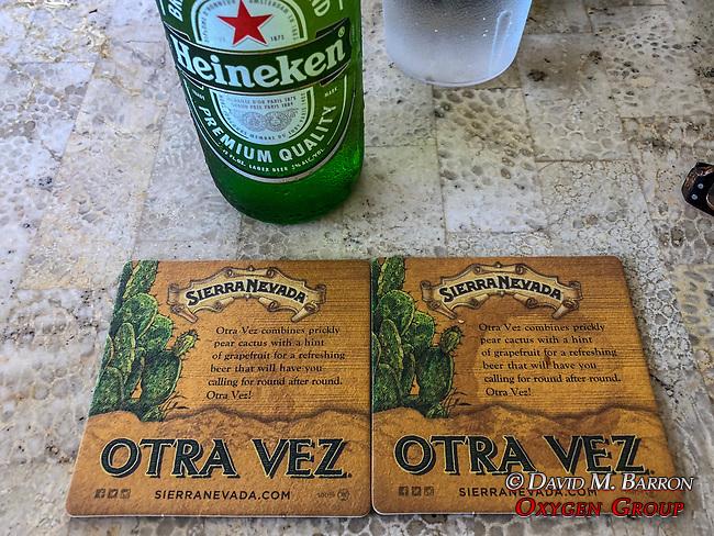 Otra Vez Beer Coaster