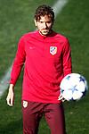 Atletico de Madrid's Alessio Cerci during training session. March 14,2017.(ALTERPHOTOS/Acero)