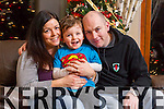 Stephen and Pamela Dennehy with their son Liam.