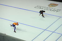 SPEEDSKATING: CALGARY: Olympic Oval, 03-12-2017, ISU World Cup, Antoinette de Jong, ©photo Martin de Jong