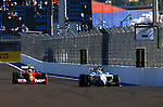 Felipe Massa (BRA), Williams GP - Kimi Raikkonen (FIN), Scuderia Ferrari<br /> for the complete Middle East, Austria & Germany Media usage only!<br />  Foto © nph / Mathis