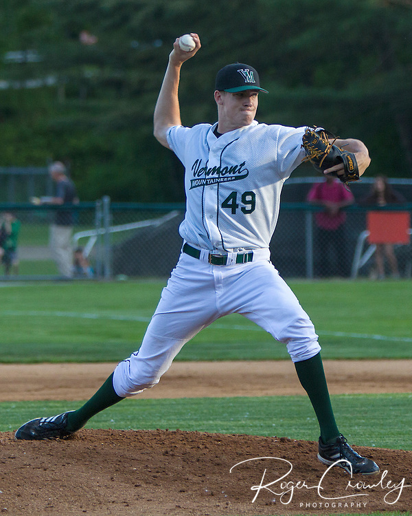 The Vermont Mountaineers dropped a New England Collegiate Baseball League (NECBL) contest to the North Adams SteepleCats, 5-1, at Recreation Field.