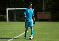 Portland, OR - {dow} {monthname} {day0}, {year4}: {headline} during friendly match between the USMNT U17's and Chile u17's at Nike World Headquarters in Portland, OR.