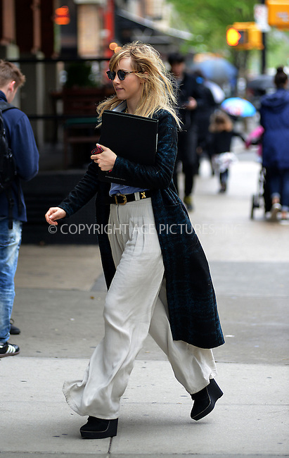 ACEPIXS.COM<br /> <br /> May 9 2014, New York City<br /> <br /> Model Suki Waterhouse arrives at a downtown hotel on May 9 2014 in New York City<br /> <br /> By Line: Curtis Means/ACE Pictures<br /> <br /> ACE Pictures, Inc.<br /> www.acepixs.com<br /> Email: info@acepixs.com<br /> Tel: 646 769 0430