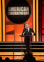 Christopher Nolan at the American Cinematheque 2017 Award Show at the Beverly Hilton Hotel, Beverly Hills, USA 10 Nov. 2017<br /> Picture: Paul Smith/Featureflash/SilverHub 0208 004 5359 sales@silverhubmedia.com