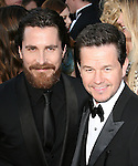 Christian Bell and Mark Wahlberg attends the 83rd Academy Awards held at The Kodak Theatre in Hollywood, California on February 27,2011                                                                               © 2010 DVS / Hollywood Press Agency
