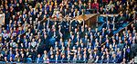 29.08.2019 Rangers v Legia Warsaw: Rangers directors box