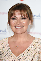 Lorraine Kelly<br /> arriving for the Giving Mind Media Awards 2017 at the Odeon Leicester Square, London<br /> <br /> <br /> ©Ash Knotek  D3350  13/11/2017