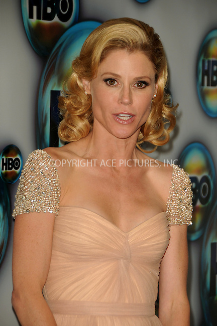 WWW.ACEPIXS.COM . . . . .  ....January 15 2012, LA....Julie Bowen arriving at HBO's 69th Annual Golden Globe after party at Circa 55 Restaurant on January 15, 2012 in Los Angeles, California.....Please byline: PETER WEST - ACE PICTURES.... *** ***..Ace Pictures, Inc:  ..Philip Vaughan (212) 243-8787 or (646) 679 0430..e-mail: info@acepixs.com..web: http://www.acepixs.com