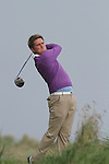 Day one of the Irish PGA championship at Seapoint Golf Club, Darren Walsh from Wexford Golf Club on the 10th tee...Picture Jenny Matthews/Newsfile.ie