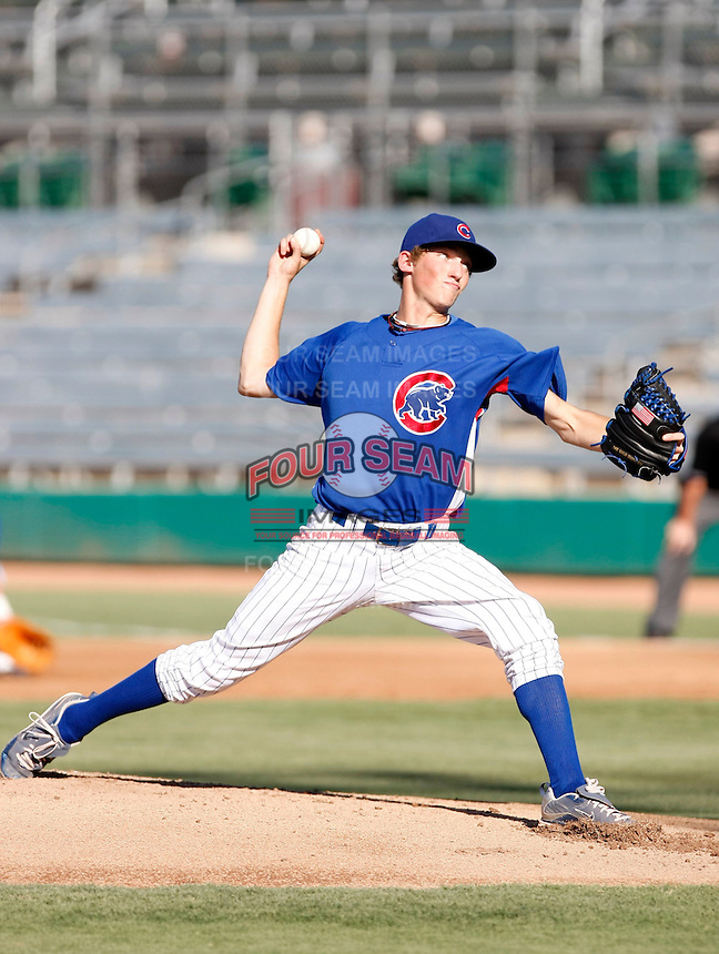 Ryan Hartman - AZL Cubs - 2010 Arizona League.Photo by:  Bill Mitchell/Four Seam Images..