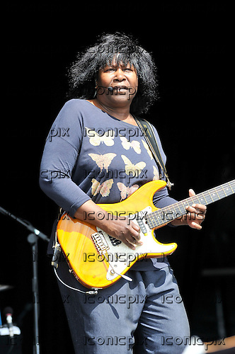 JOAN ARMATRADING performing live on Day 2 on the Main Stage at the Hop Farm Music Festival in Paddock Wood Kent UK - 30 Jun 2012.  Photo credit: George Chin/IconicPix