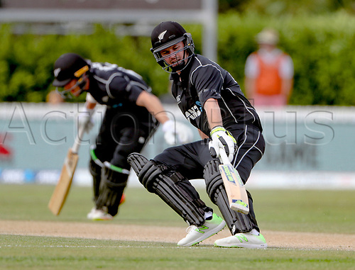 20th December, 2017, Whangarei, New Zealand;  New Zealand's Colin Munro. New Zealand Black Caps versus West Indies, first One Day International cricket, Cobham Oval, Whangarei, New Zealand. Wednesday, 20 December, 2017.