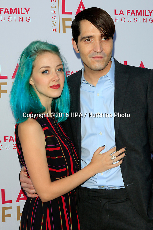 LOS ANGELES - APR 21:  David Dastmalchian at the LA Family Housing Awards at the The Lot on April 21, 2016 in Los Angeles, CA