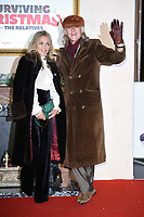 LONDON, UK. November 21, 2018: Sir Bob Geldof at the &quot;Surviving Christmas with the Relatives&quot; premiere at the Vue Leicester Square, London.<br /> Picture: Steve Vas/Featureflash