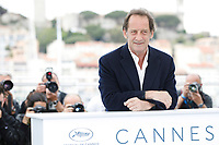 "Vincent Lindon at the ""At war (En Guerre)"" photocall during the 71st Cannes Film Festival at the Palais des Festivals on May 16, 2018 in Cannes, France. Credit: John Rasimus / Media Punch ***FRANCE, SWEDEN, NORWAY, DENARK, FINLAND, USA, CZECH REPUBLIC, SOUTH AMERICA ONLY***"