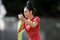 Eleonora Cunsolo of AS Roma  <br /> Roma 8/9/2019 Stadio Tre Fontane <br /> Luisa Petrucci Trophy 2019<br /> AS Roma - Paris Saint Germain<br /> Photo Andrea Staccioli / Insidefoto
