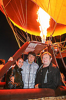 20150415 15 April Hot Air Balloon Cairns