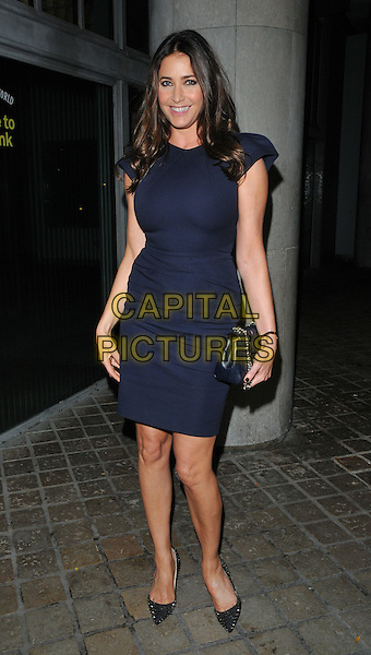 Lisa Snowdon at the Red Women of the Year Awards 2016, Skylon Bar, Royal Festival Hall, Belvedere Road, London, England, UK, on Monday 17 October 2016. <br /> CAP/CAN<br /> &copy;CAN/Capital Pictures