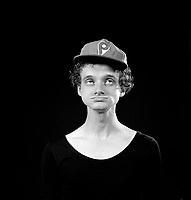 July 1983 File Photo - Exclusive studio portrait of Pierre Verville