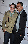 "SHERMAN OAKS, CA. - February 12: Ross Matthews and Salvatore Camarena attend the taping of TV Land docu-soap ""Harry Loves Lisa"" at Belle Gray Boutique's 7th Anniversary at Belle Gray Boutique on February 12, 2010 in Sherman Oaks, California."