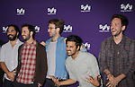 Young The Giant - Hot Rising Band at the Syfy Upfront 2012 on April 24, 2012 at the American Museum of Natural History, New York City  (Photo by Sue Coflin/Max Photos)