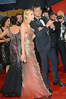 "Diane Kruger and Joshua Jackson attending the ""Amour"" Premiere during the 65th annual International Cannes Film Festival in Cannes, France, 20th May 2012..Credit: Timm/face to face /MediaPunch Inc. ***FOR USA ONLY***"