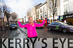 FULL MARATHON FINISH Marilyn O Shea of the Born To Run on the new Tralee International Marathon Route