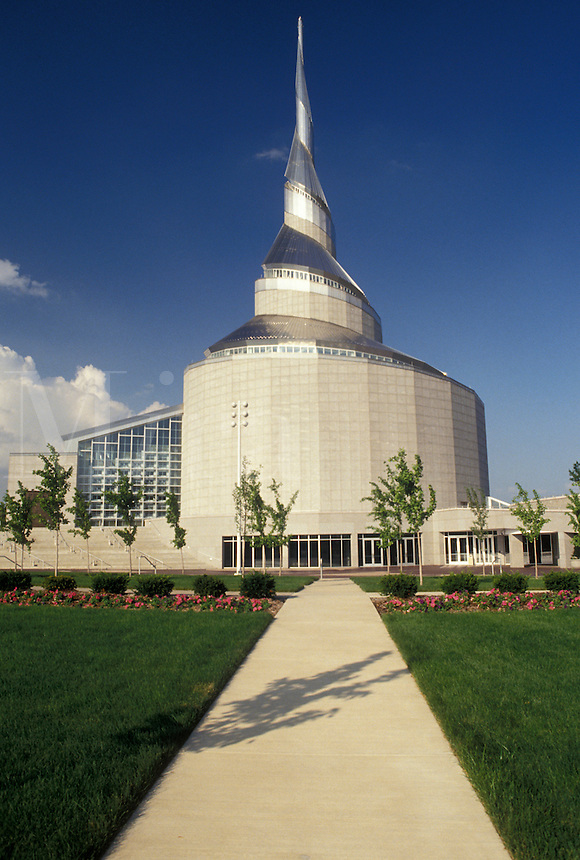 Reorganized Church of Jesus Christ of Latter Day Saints, Mormons, Independence, MO, Missouri, Community of Christ World Headquarters in Independence.