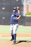 Wily Peralta - Milwaukee Brewers - 2010 Instructional League.Photo by:  Bill Mitchell/Four Seam Images..