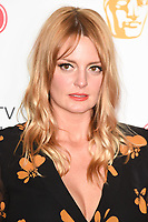 Morganna Robinson<br /> in the winners room for the BAFTA TV Awards 2018 at the Royal Festival Hall, London<br /> <br /> ©Ash Knotek  D3401  13/05/2018