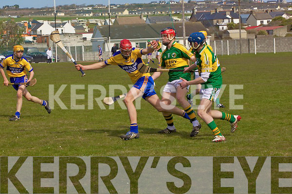 Kerry v Clare Hurling.