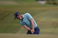 Seamus Power (IRL) chips on to 10 during round 4 of the 2019 Houston Open, Golf Club of Houston, Houston, Texas, USA. 10/13/2019.<br /> Picture Ken Murray / Golffile.ie<br /> <br /> All photo usage must carry mandatory copyright credit (© Golffile | Ken Murray)