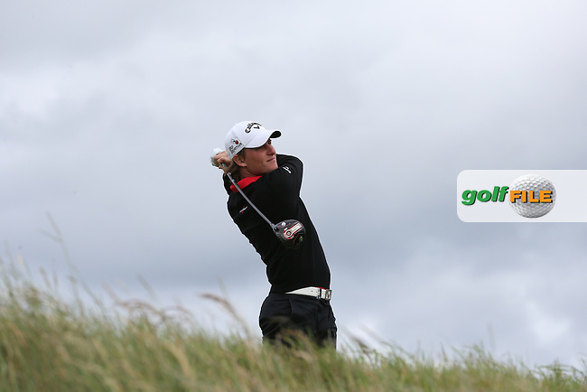 Emiliano Grillo (ARG) carded a 71 during Round Three of the 2015 Aberdeen Asset Management Scottish Open, played at Gullane Golf Club, Gullane, East Lothian, Scotland. /11/07/2015/. Picture: Golffile | David Lloyd<br /> <br /> All photos usage must carry mandatory copyright credit (&copy; Golffile | David Lloyd)