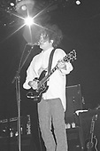 UNIONDALE, NY AUGUST 08,1987: Robert Smith of The Cure performs at Nassau Coliseum on August 8, 1987 in Uniondale NY. Photo By Larry Marano © 1987