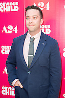Gabe Liedman attends the Los Angeles Special Screening of A24's OBVIOUS CHILD at Arclight Hollywood