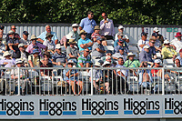 Spectators look on during Essex CCC vs Middlesex CCC, Specsavers County Championship Division 1 Cricket at The Cloudfm County Ground on 26th June 2017