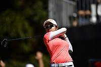 Wei-Ling Hsu Taiwan plays her shot from the first tee during the Final Round at the Kia Classic,Park Hyatt Aviara Resort, Golf Club &amp; Spa, Carlsbad, California, USA. 3/25/18.<br /> Picture: Golffile | Bruce Sherwood<br /> <br /> <br /> All photo usage must carry mandatory copyright credit (&copy; Golffile | Bruce Sherwood)