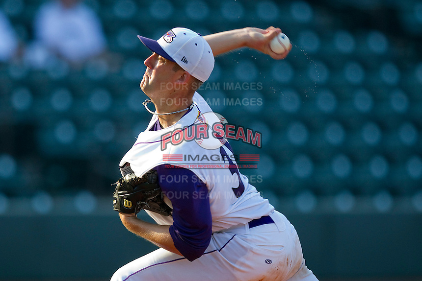 Starting pitcher Terry Doyle #34 of the Winston-Salem Dash in action against the Salem Red Sox at  BB&T Ballpark June 27, 2010, in Winston-Salem, North Carolina.  Photo by Brian Westerholt / Four Seam Images