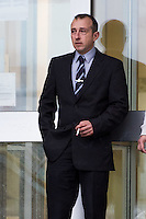 "COPY BY TOM BEDFORD<br /> Pictured: SAS veteran Peter Atilla, accused of rape at Merthyr Tydfil Crown Court.<br /> Re: An SAS veteran accused of raping a woman soldier claims he was SLEEPWALKING and can't remember having sex.<br /> Peter Atilla, 46, denies attacking the blonde squaddie the day he got back from Afganistan with the Who Dares Wins regiment.<br /> A court heard the munitions expert told police: ""I have a bad recollection of it - maybe I was sleepwalking.""<br /> The pair knew each other from being stationed at SAS headquarters in Hereford and agreed to spend the night together.<br /> Prosecutor Dyfed (corr) Thomas said: ""She said he could sleep in her bed and was happy to have a cuddle.<br /> ""But she made it clear they were not going to have sex."