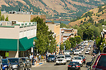 Downtown Hood River, Oregon