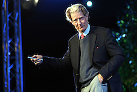 Monday 26 May 2014, Hay on Wye, UK<br /> Pictured: Biologist John Gurdon.<br /> Re: The Hay Festival, Hay on Wye, Powys, Wales UK.