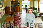 Sheila O'Callaghan busy preparing to reopen  The LAke Hotel on Tuesday